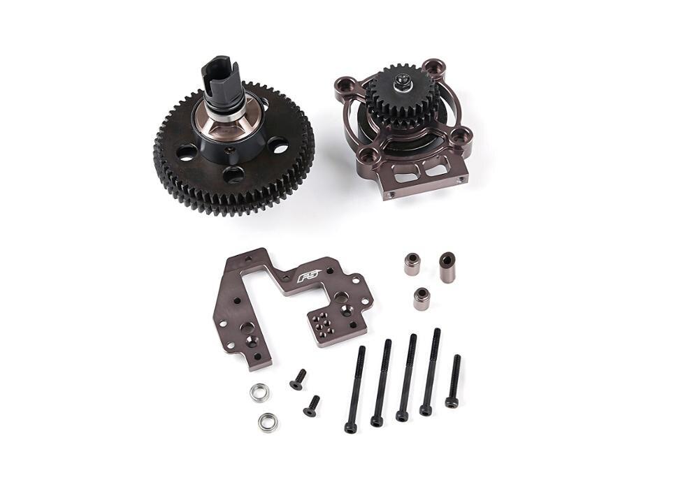 Transmission à 2 vitesses pour Rovan Rofun F5 MCD XS 5 1/5 voiture rc-in Pièces et accessoires from Jeux et loisirs    1