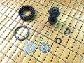 Pinza de freno kit de reparación del motor servo para 12-dientes 3C0998281 3C0998281A 3C0998281B 32332267 pinza de freno motor