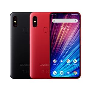 "Image 3 - UMIDIGI F1 Play 6GB 64GB Android 9.0 téléphone mobile 48MP appareil photo 5150mAh 6.3 ""FHD + Helio P60 Version mondiale Smartphone double 4G"
