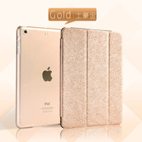 Hot Sale Smart Cover For Ipad 2 3 4 2 In 1 PU Leather Magnetic Cases