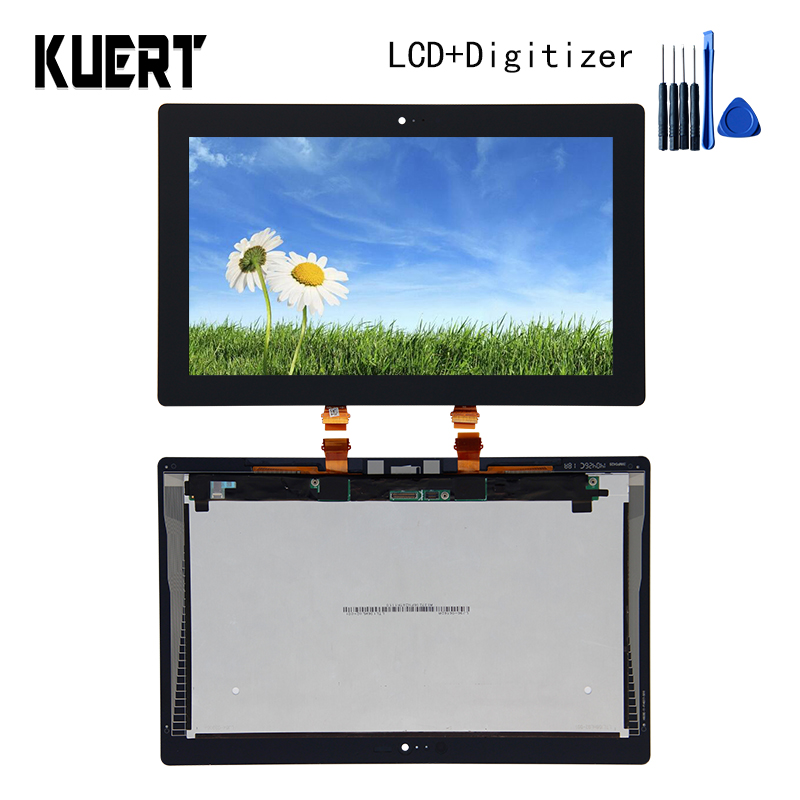 Panel LCD Combo Touch Screen Digitizer Glass LCD Display Assembly For Microsoft Surface 2 RT2 2nd 1572 Accessories Parts 2pcs for motorola moto x 1 x2 xt1092 xt1095 xt1096 xt1097 2nd lcd display with touch screen digitizer assembly