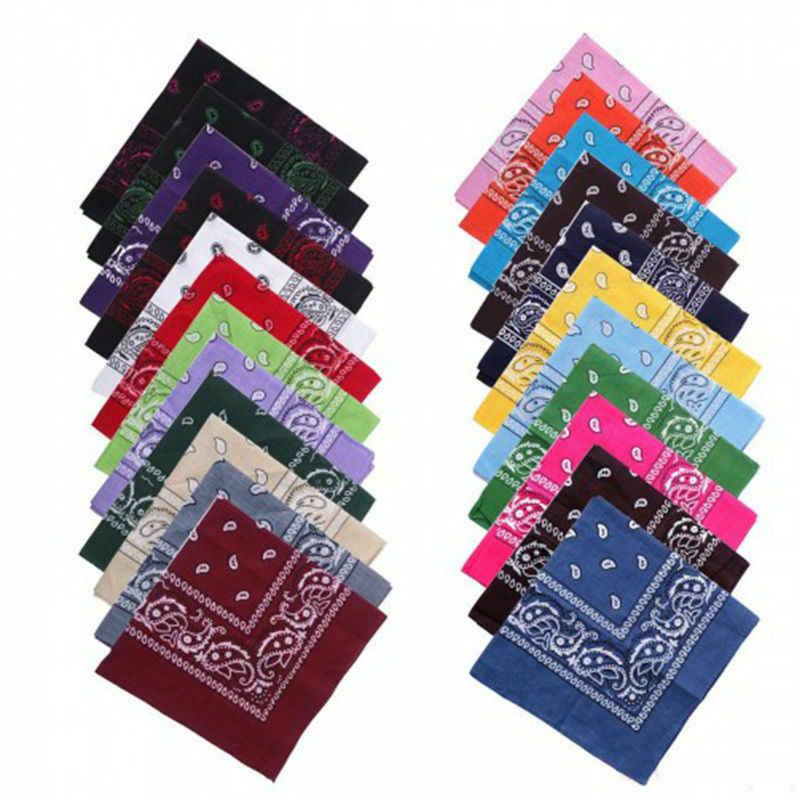 Più nuovo Hot Multi-stile Della Fascia Bandane Testa involucro di Cotone Testa Wrap Neck Wristband Fazzoletto Nero Bianco Rosa