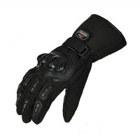 Motorcycle Gloves Winter Warm Waterproof Windproof Protective Gloves 100 Waterproof Guantes Luvas
