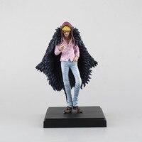 Venda de ações Corazon Japão Anime One Piece New World PVC Action Figure Collectible Modelo Toy 23 cm Caixa de PRESENTE Livre grátis