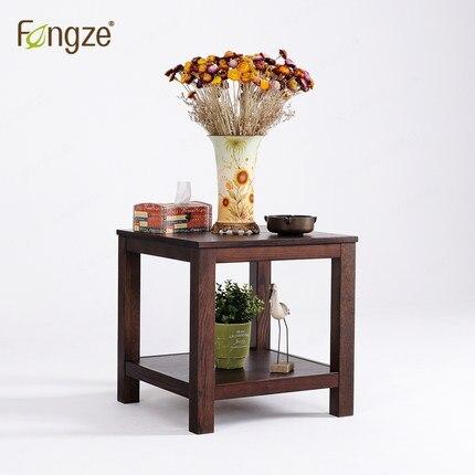 FengZe arredamento FZ511 legno comodino soggiorno camera da letto in ...