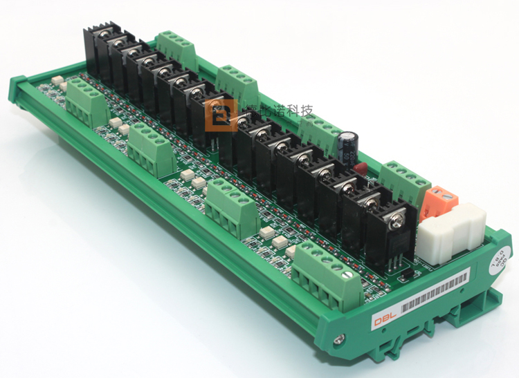 Electronic Transistor Relay 16 Channel DC Amplifier Circuit Board electronic transistor relay 16 channel dc amplifier circuit board