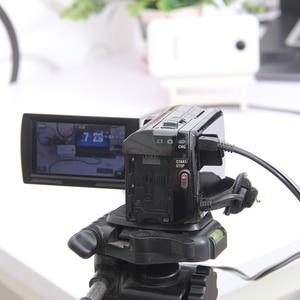 Image 5 - 5 V USB AC L200 AC L200B AC L200C AC L25 güç adaptörü şarj kaynağı Sony DSC HX1 DCR UX5 UX7 HDR XR100 NEX VG30 VG900