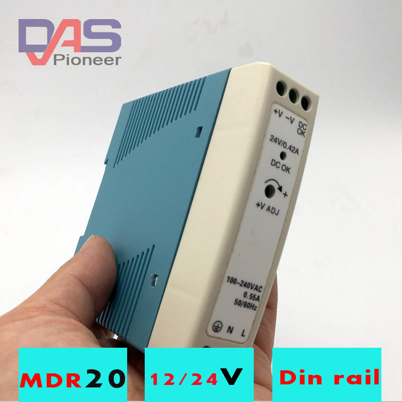 Color: White Utini New DR-120-24 120W Industrial Grade Rail Power Supply 24V5A Switching Power Supply Rail Mounting Switching Power Supply