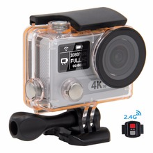 Authentic Actual 4k Full HD Waterproof Motion Digicam with Wifi Digital Video Sports activities Digicam Free Delivery
