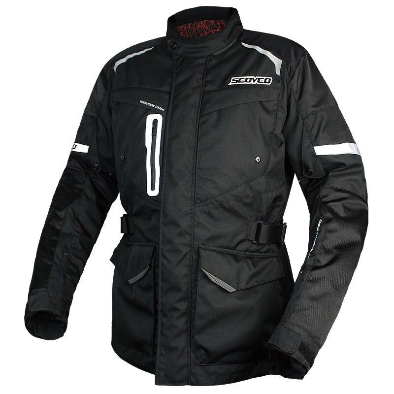 Scoyco Jk42 Motorcycle Clothing Protective Jacket