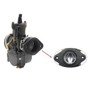 Image 3 - ZSDTRP For 21 24 26 28 30 32 34mm OKO KEIHIN KOSO PE Carburetor Pit Dirt Bike Rubber Adapter Inlet Intake Pipe