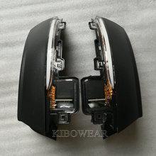 Динамический молдинг кузова for Защитные чехлы для сидений, сшитые специально для Volkswagen Polo 6R 6C MK5 светодиодный указатели поворота мигалка 2010 2011 2012 2013