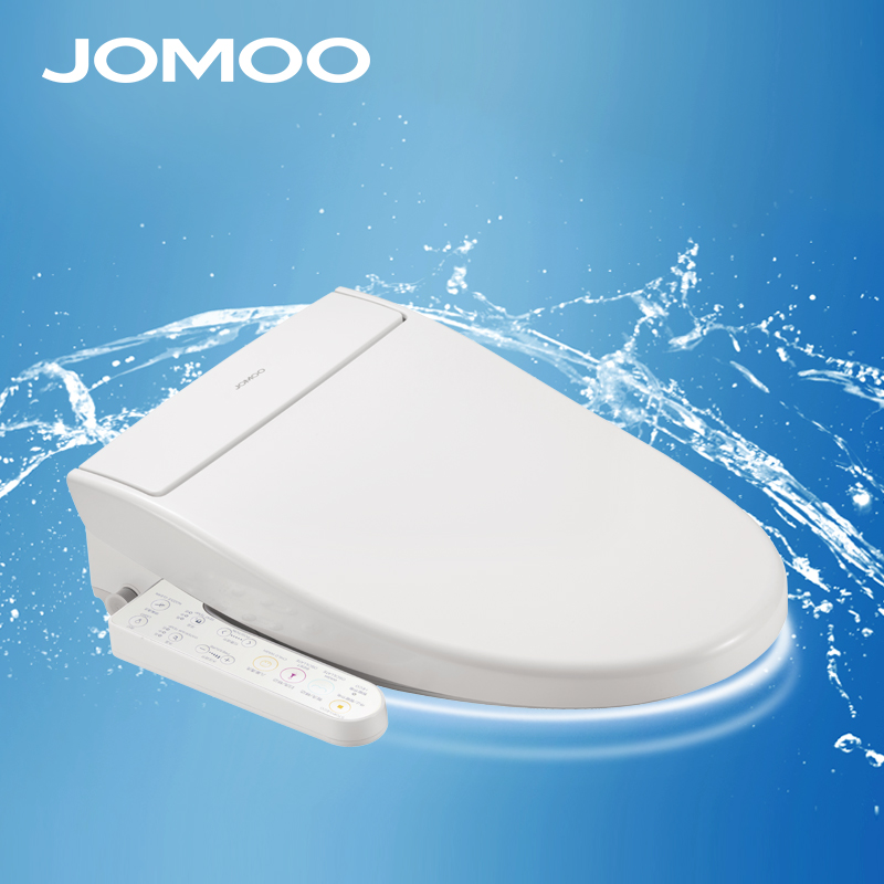 Jomoo D Shape Electric Bidet Seat Cover Self Cleaning Air Fresh Warm Air Drying Led Night Light Children Training Chair Toilet Seats Aliexpress