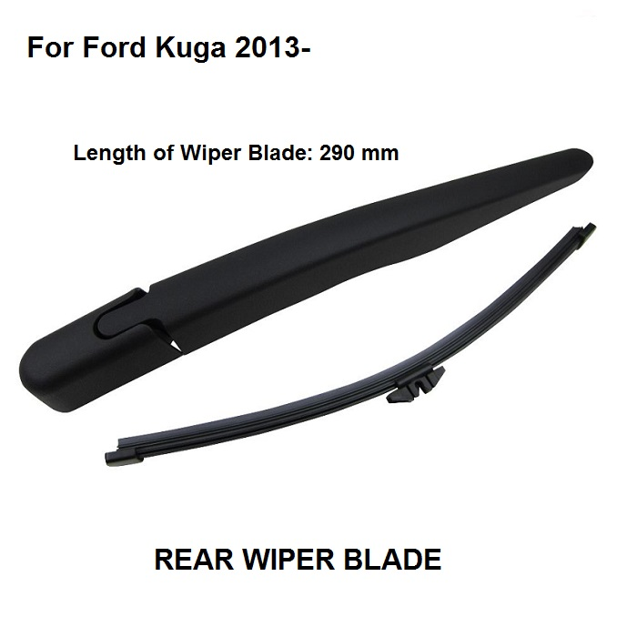 Ford Kuga 2013 on Rear Windscreen Wiper Arm /& Blade 290 mm