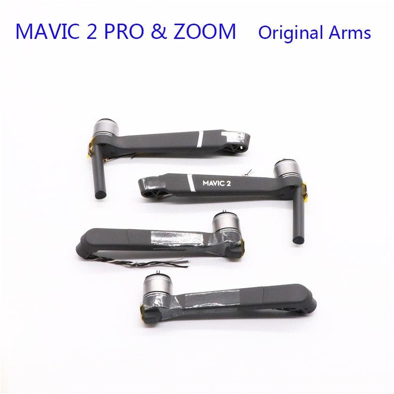 New Original DJI Mavic 2 Arms Landing Gear Leg Feet DJI Mavic 2 Pro & Zoom Motor Arm Repair Spare Parts