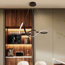 NEO GLeam White or Black Modern LED Chandelier Fixtures Luminaire For Kitchen Living Dining Room Cord Hanging Home Chandeliers цена 2017