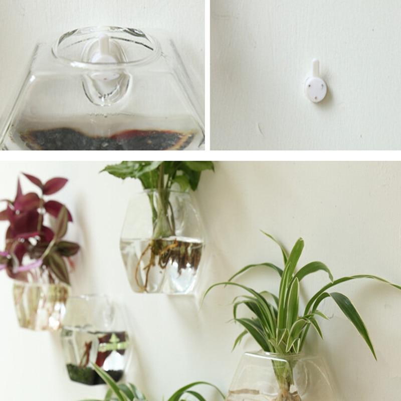 1vnt Stiklinės vazos namų dekoravimas Dovanos iš vazos - Namų dekoras - Nuotrauka 4