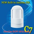 Free Shipping!Wireless PIR motion sensor cost for alarm system PIR Detector for home alarm home security system 433MHZ or 315MHZ
