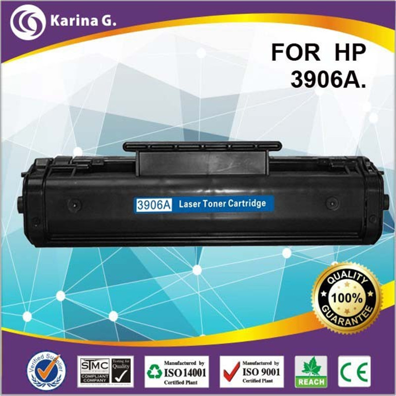 Laser toner cartridge For hp C3906A 3906A  for HP LaserJet 5L/5ML/6L/6LSE/6LXI/3100/3150 Series for Canon LBP-440/460/465/660