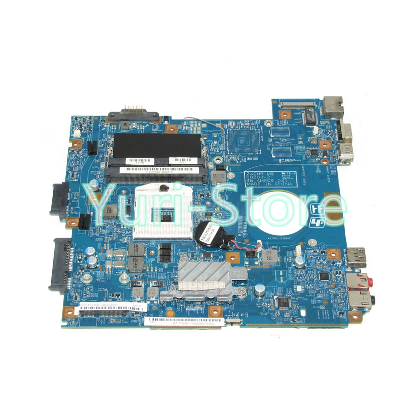 цена на NOKOTION A1829659A MBX-250 48.4MP06.021 For Sony VPCEG SERIES VPCEG25FX EG16F PCG-61A14L Laptop Motherboard HM65 DDR3