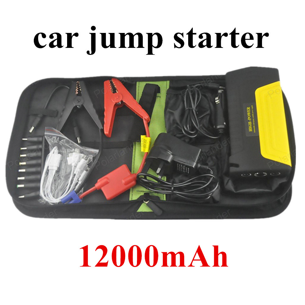 How To Use A Portable Car Jump Starter