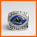 New Arrival For NFC 2003 Carolina Panthers Super Bowl Replica Championship Ring for Fans