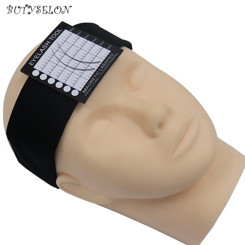 campo magnetico almofadas chicote lash pad headband 05