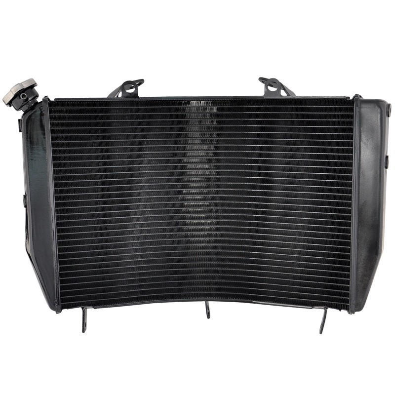 Motorcycle Aluminium Parts Cooling Radiator Cooler For YAMAHA YZFR6 YZF R6 2008 2009 2010 YZF-R6 08 09 10 NEW radiator cooling system for cfmoto cf250 t5 v5 parts number is 8050 180400