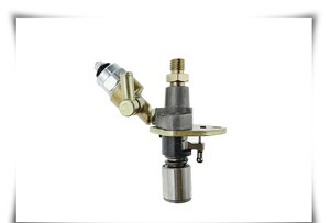 Fuel Injector Injection Pump with Solenoid for Yanmar L100 186 186F 406cc 186FA DIESEL FREE POSTAGE 5KW 5.5KW Engine Generator(China)