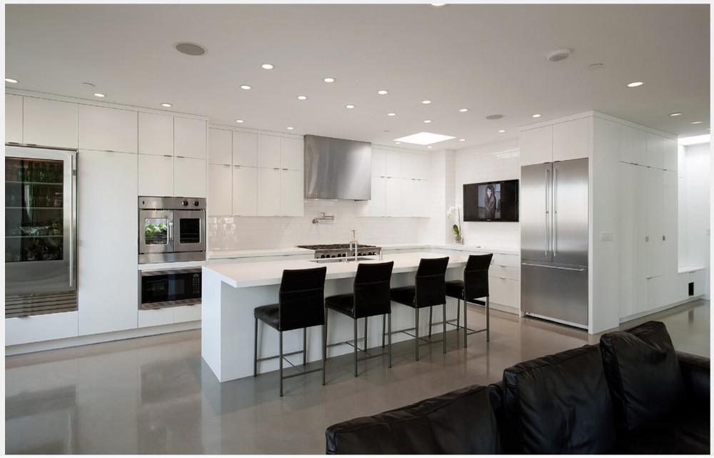 2017 nuovo design moderno armadio da cucina modulare personalizza unit mobili da cucina laccata armadio