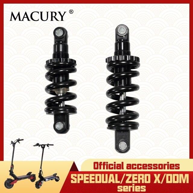 Macury Front Achterwielophanging voor Speedual Mini Plus Nul 8X 10X 11X ddm Officiële Accessoires Onderdelen Lente Schokabsorptie