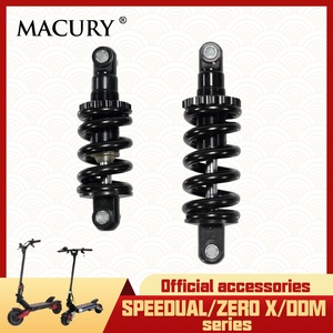 Image 1 - Macury Front Rear Suspension for Speedual Mini Plus Zero 8X 10X 11X ddm Official Accessories Spare Parts Spring Shock Absorption