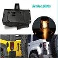 Заднего номерного знака со светом подходят для Jeep Wrangler JK 68064720AA