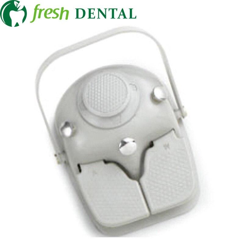 Зубные стопы Управление Лер переключатель Трубки Многофункциональный педаль управления 4 отверстия Apparats оборудование Стоматологические м…