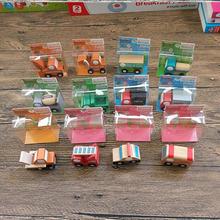 12 видов оригинальные строительные блоки для мини автомобилей