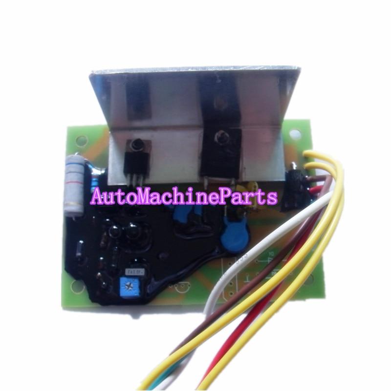 AVR 110V Automatic Voltage Regulator Fit For Robin RGV7500 Generator Part hj 5k3p28 bx avr three phase automatic voltage regulator for china generator free shipping