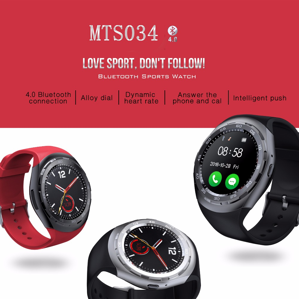 The Cheapest Price Dehwsg Hm1 Gps Smart Watch For Samsung Gear S3 Support Compass Bluetooth Dial Call Heart Rate Monitor Vwaterproof Sports Watch Smart Watches Consumer Electronics