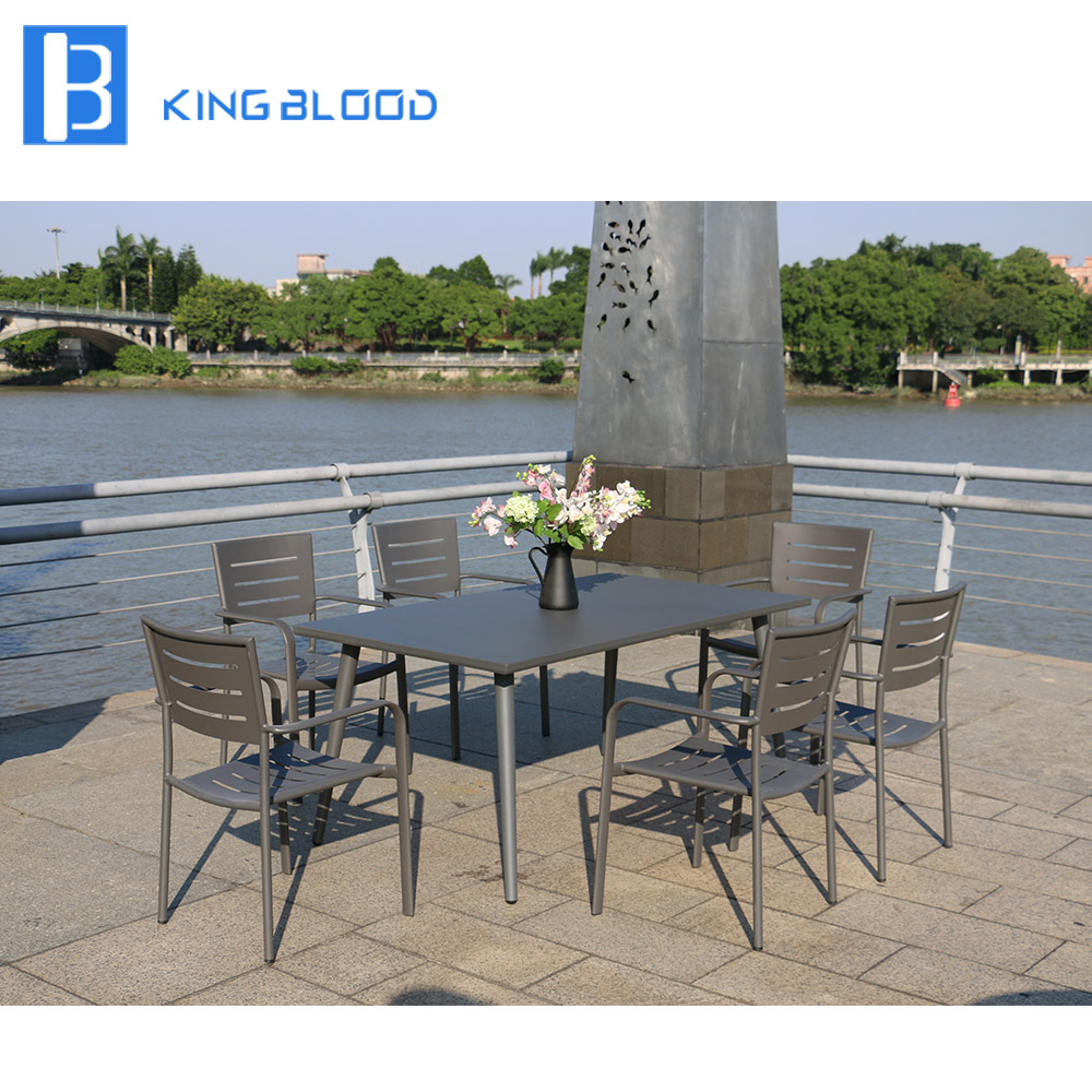 1+4 Outdoor Dining Garden Furniture Rattan dining Set