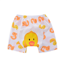 Baby Pants Cartoon Print Knitted Busha Pp Pants Elastic Waist Toddler Leggings Kids Clothes 1-4 YEARS TST0079(China)