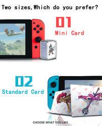 Совместимость 22 NFC игровые карты для Botw Mipha Link Switch Zelda Дыхание Дикого Супер Марио Cart 8 Odyddey Splatoon 2 Kriby