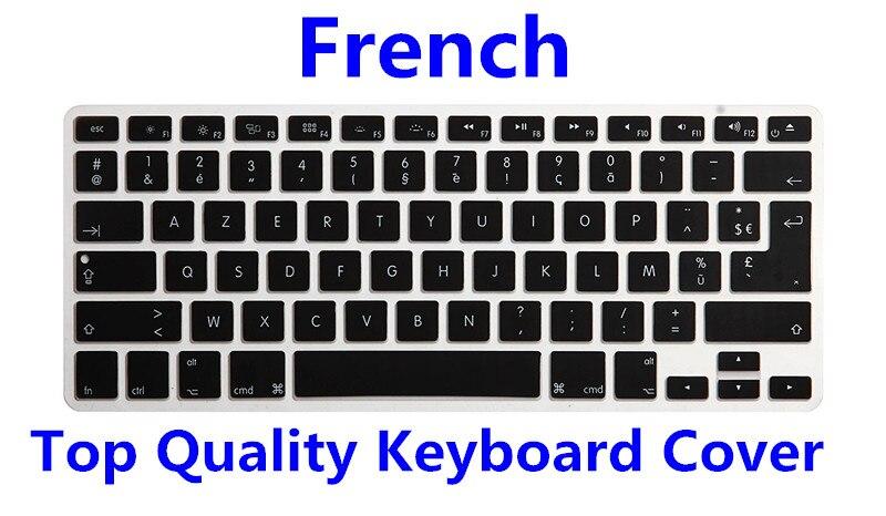apple macbook pro french keyboard layout
