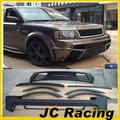 PU  unpainted Auto body styling kit ,Bumper bodykit For land rover (Fit for range rover sport  startech 2010-2013)