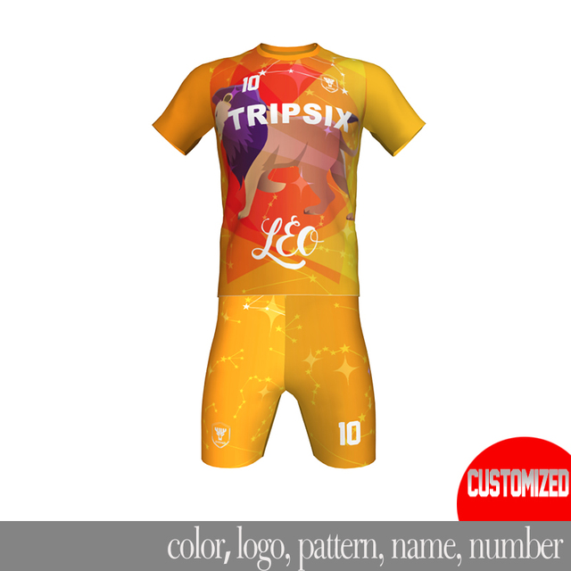 07f469a0e tackle twill sublimated orange colour american football jersey and shirt  thailand