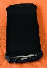 Sử Dụng Ban Đầu Màn Hình Hiển Thị LCD + Màn Hình Cảm Ứng + Tặng Khung Cho DOOGEE S60 Helio P25 Octa Core 5.2 FHD Giá Rẻ vận Chuyển