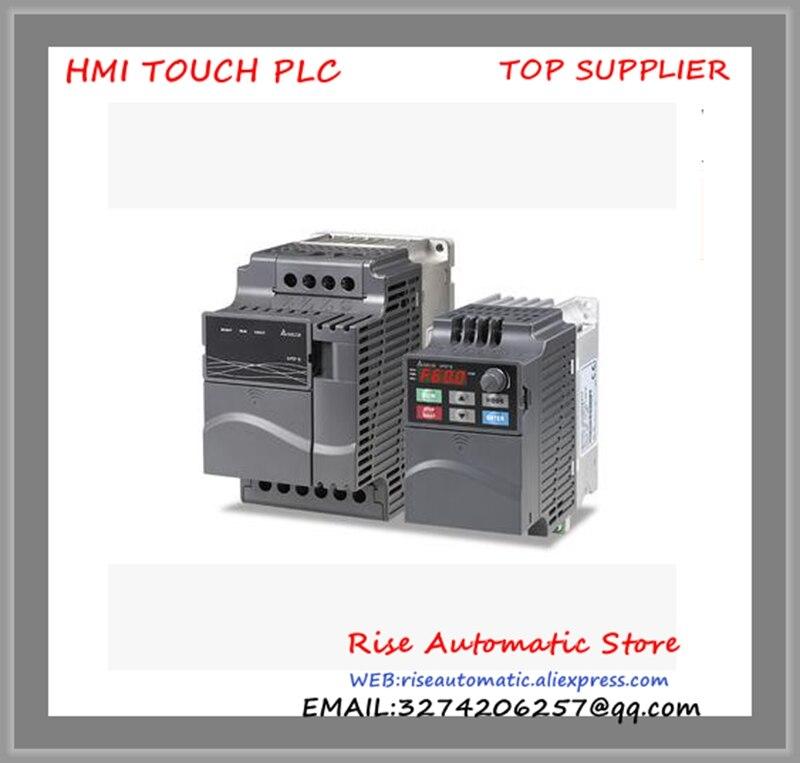 VFD007E43C VFD-E with CANOPEN Inverter AC motor drive 3 phase 380V 750W 1HP 1.5A 600HZ newVFD007E43C VFD-E with CANOPEN Inverter AC motor drive 3 phase 380V 750W 1HP 1.5A 600HZ new