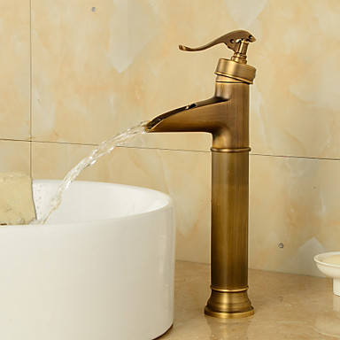 Vintage Antique Bronze Bathroom Faucets Mixer Taps Torneiras Para De  Banheiro Robinet Salle Bain Sink Basin Faucet