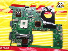 Replcement motherboard For Asus N76VM N76V REV 2.2 notebook motherboard N13P-GL-A1 Tested OK with warranty NEW !!