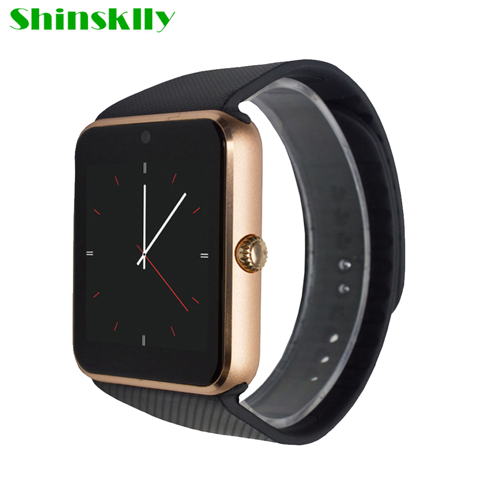 Smart Watch Men Women GT08 With Camera Facebook Whatsapp Twitter Sync SMS Smartwatch Support SIM TF Card For IOS Android phone
