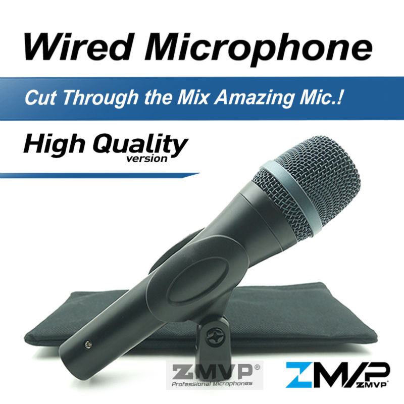 Free Shipping HighQuality Version 935 Professional Cardioid Dynamic Handheld Karaoke Vocal Wired Microphone Microfone Mike Mic