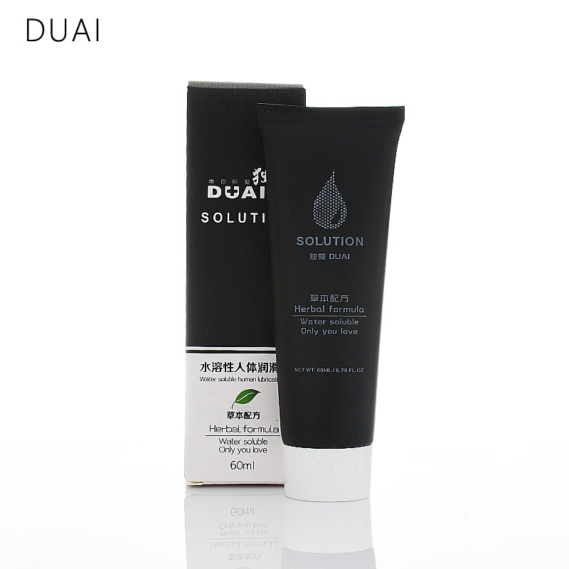 DUAI 60ML intimate lubricant for sex exciting for women orgasm narrowing of the vagina tightening gel female libido enhancerDUAI 60ML intimate lubricant for sex exciting for women orgasm narrowing of the vagina tightening gel female libido enhancer